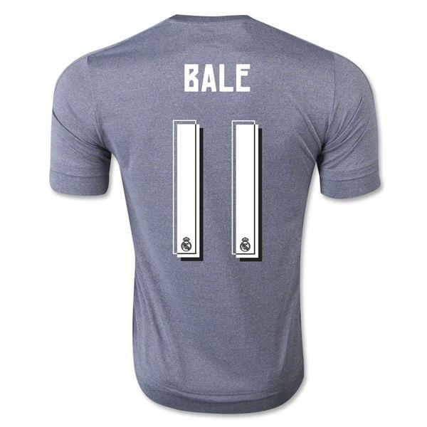 eb2561419f Camisa Real Madrid Away versão torcedor (Climacool) 15/16 BALE 11 ...